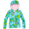 Lilly Pulitzer Girls 2-6x Brigit Printed Velour Hoodie Shorely Blue - Giacce e capotti - $34.00  ~ 29.20€