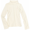 Lilly Pulitzer Girls 2-6x Taya Turtleneck Tee Cameo White - Long sleeves shirts - $14.00  ~ £10.64