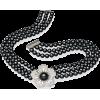 black - Halsketten -