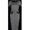Lindybop retro grey dress - Платья -