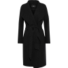 Line Meghan coat in black - Jacket - coats -