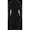Line Meghan coat in black - Jacket - coats -