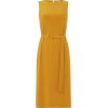 Yellow Linea Iyla Tie Front Dress - Dresses -