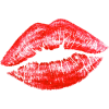 Lipstick Kiss - Illustrations -
