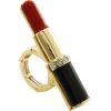 Lipstick - Rings -