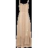 Lisa Marie Fernandez ruffled button-down - sukienki -