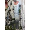 Lisbon Portugal street - Здания -