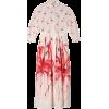 Lissy Flamingo Dress - SS19-31 F / 40 - Dresses -