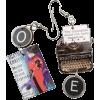 Literary gift company earrings - Earrings -