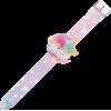 Little Twin Stars Moon Die-Cut LED Wrist - Watches - £18.99  ~ $24.99