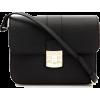 Musette little black bag - Messaggero borse -
