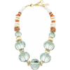 Lizzie Fortunato Cabana Gold-Plated Pear - Necklaces -
