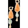 Lizzie Fortunato Waterfall Earrings - Kolczyki - $195.00  ~ 167.48€