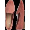 Loafers - Mokasyny -