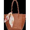 Loeffler Randall Tatia Woven Leather Fri - Messenger bags -