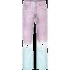 Loewe tie dye straight leg jeans - Jeans - $514.00