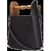 Loewe Bamboo Bucket Bag Black - Kurier taschen -