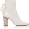 Loewe Bow Detail Leather Boots - Boots -