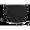Loewe  Heel Knots Bag Black - Messenger bags -
