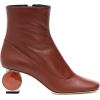 Loewe Leather ankle boots - Boots -