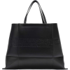 Logo leather tote - Hand bag -