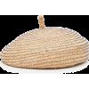 Lola Hats English Muffin Raffia Beret - Hat -