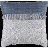 Lola Tassel Ivory/Slate Pillow Froy - Muebles -