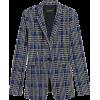 Long & Lean-Fit Plaid Blazer - Capri hlače - $199.00  ~ 1.264,16kn