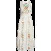 Lori Embroidered Lace Midi Dress FOXIEDO - Haljine -