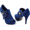Loriblu Shoes Blue - Zapatos -