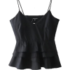 Lotus Leaf Sling Top - Tanks - $23.99  ~ ¥2,700