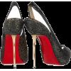Louboutin heels - Zapatos clásicos -