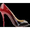 Louboutin heels - Sapatos clássicos -