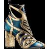 Louis Vuitton Black & Gold Shoes - Classic shoes & Pumps -