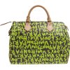 Louis Vuitton Stephen Sprouse Lime green - Hand bag -