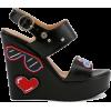 Love Moschino JA1603CE15IC - Wedges - $219.00