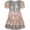 LoveShackFancy Lucinda Checked Lacquered - Dresses -