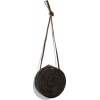 Lovina Straw Crossbody  - Messenger bags -