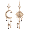 Lovisa sun and moon earrings - Earrings -