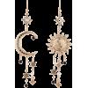 Lovisa sun and moon earrings - イヤリング -