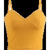 Low-cut chest strap vest - 坎肩 - $15.99  ~ ¥107.14