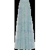 Luisa Beccaria Elegant Flowing Maxi Skir - Skirts - $2.40