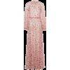Luisa Beccaria Floral-Print Georgette Ma - sukienki -