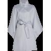 Luisa Beccaria Virgin Wool Cape Coat - Jacket - coats -
