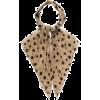 Lyst - Chanel Woven Pleated Scarf - Bufandas -