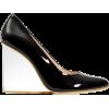 M. Martin Margiela (H & M) - 坡跟鞋 -