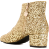 MACGRAW Lucky glitter ankle-boots - Škornji -