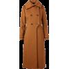MACKAGE dark orange coat - Jakne in plašči -