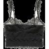 MADEWELL lace tank - Camicia senza maniche -
