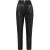MAGDA BUTRYM Wembley high-rise leather p - Capri & Cropped -